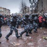Ruska policija privela četvero novinara zbog podsticanja na antivladine proteste
