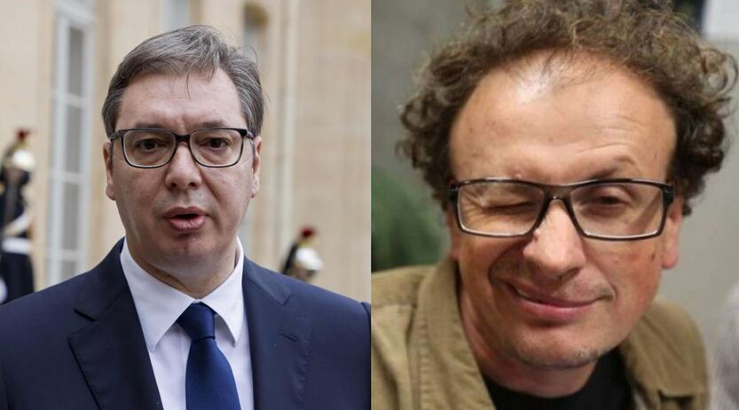 SRĐAN PUHALO: Vučić je protiv nezavisne Repubike Srpske, a onda ja izdajnik!