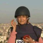 Novinarka izvještavala uživo u trenutku rušenja zgrade u Gazi