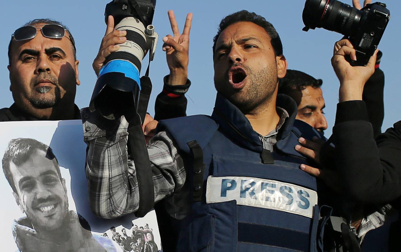 Mediji osudili rušenje ureda u Gazi i poručili da novinarstvo nije zločin