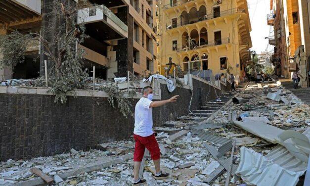 Preživjeti koronu u Bejrutu