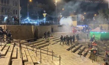 Ekstremno nasilje nad palestinskim medijskim djelatnicima u Jeruzalemu
