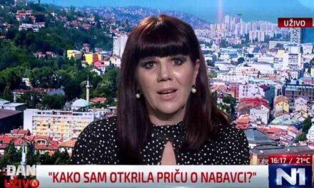 Semira Degirmendžić novinarka godine u BiH