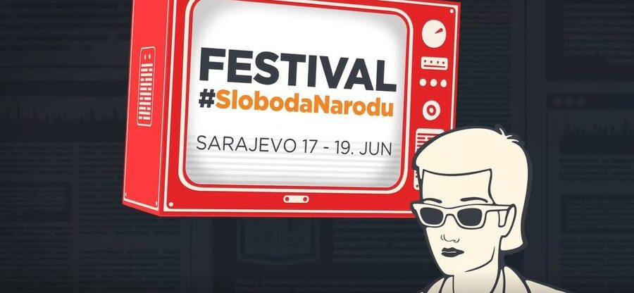 Festival 'Sloboda narodu' u Sarajevu