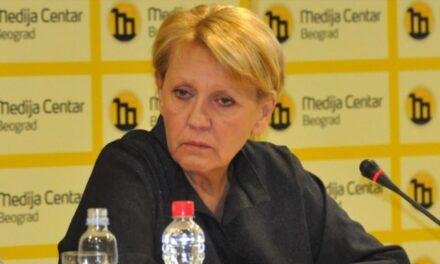 Umrla novinarka Gordana Suša