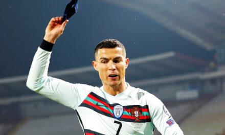KULTURA PORAZA: Kad Ronaldo gazi kapitensku traku