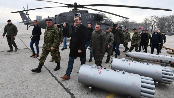 NIKOLA SAMARDŽIĆ: Srbija se ponovo naoružava, preti susedima i disidentima