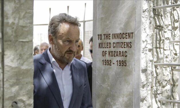 Šta je Bakir Izetbegović radio u Kozarcu?