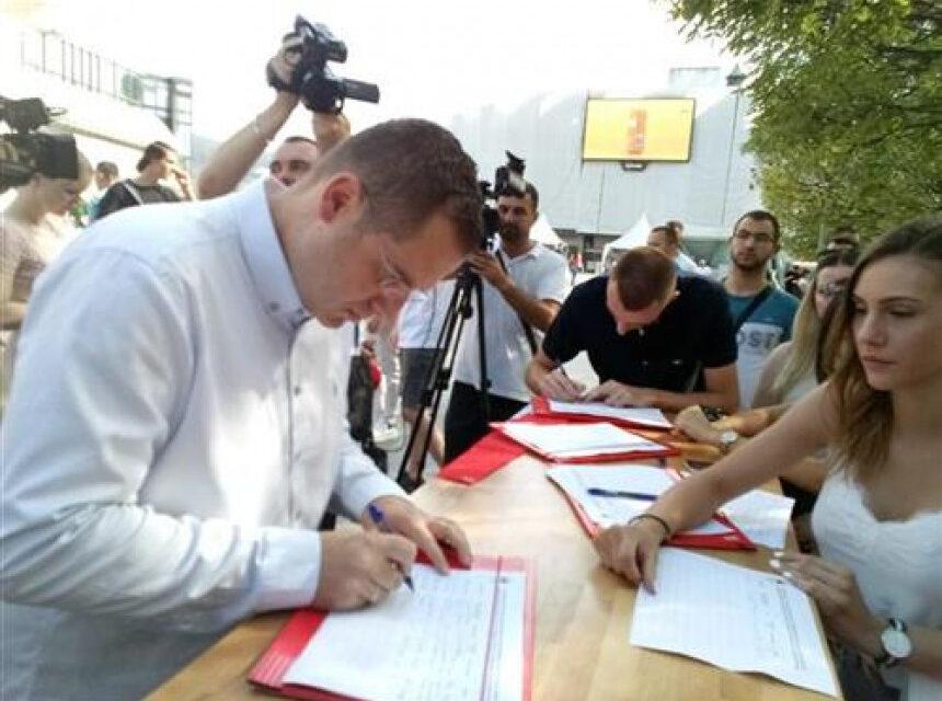 KO JE REKAO GENOCID: Kaže se peticija, a ne secesija