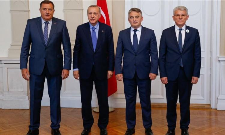 BHT1 I FTV: Posjeta turskog predsjednika – blijedo i kroz opšta mjesta