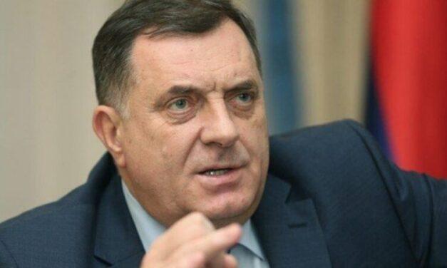 SAM U AVANTURI: Opozicija u RS neće podržati Dodika u pokušaju izazivanju rata