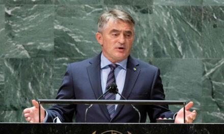 BHRT prekinuo direktan prijenos obraćanja Komšića