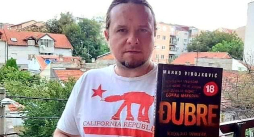 Kad opsuje Marko Vidojković, Vučićevi mediji sviraju uzbunu